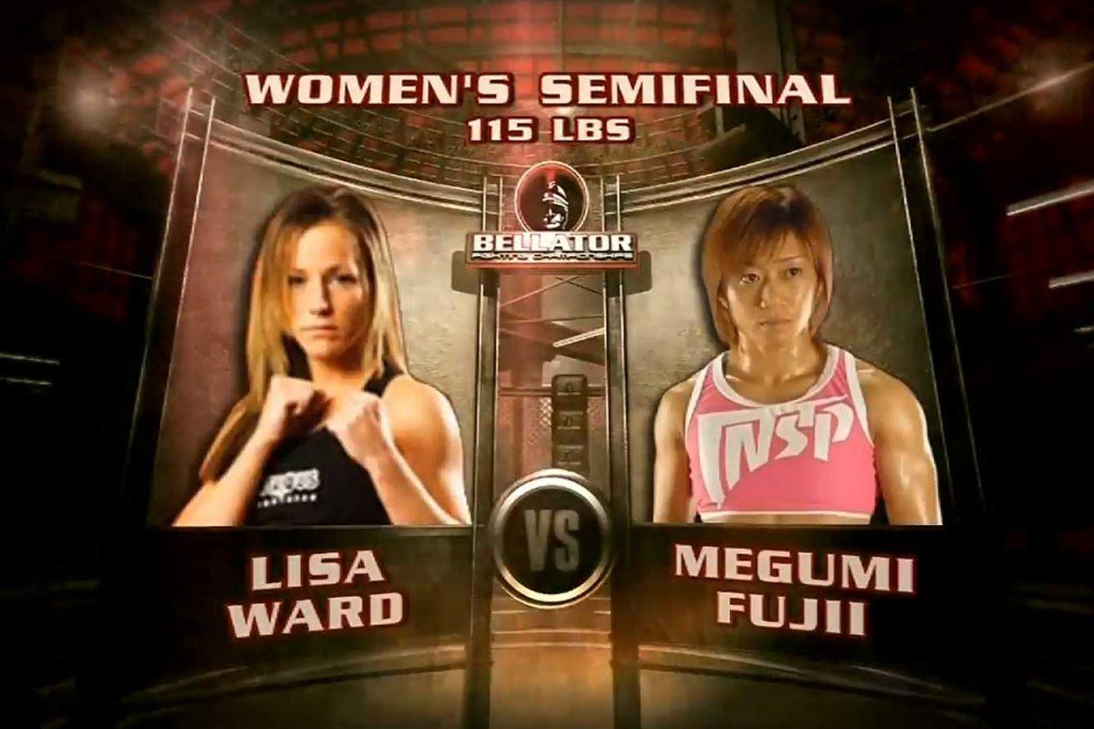 Fujii vs Ward image