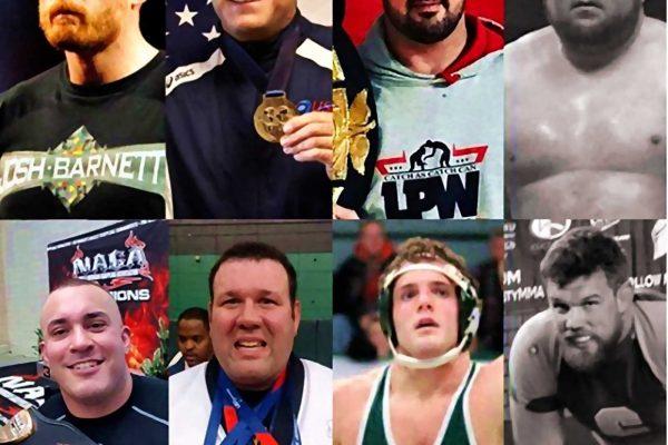 2018 Catch Wrestling World Championship competitors