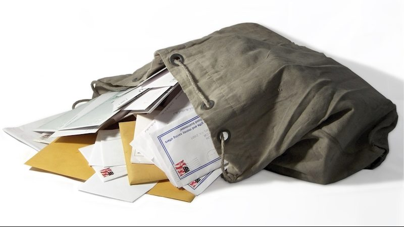 Mail Bag Image