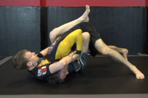 Arm-In Guillotine